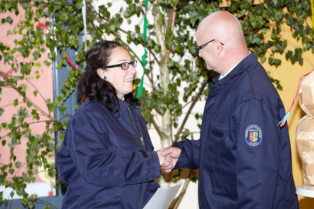 Jubiläum 90 Jahre Feuerwehr Kemel