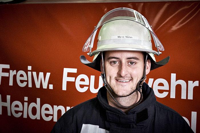 Marco Nieten absolviert erfolgreich den Lehrgang Technische Hilfe VU
