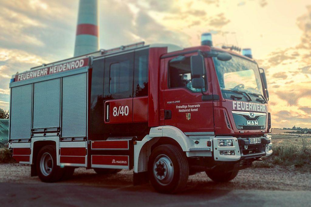 Staffellöschfahrzeug StLF 20