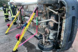 Feuerwehr Kemel führt  StabFast System ein